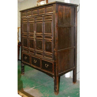 Shanxi Cupboard, Qing Dynasty Preview