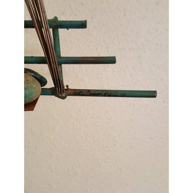 1980s 1980s Curtis Jere Bonsai Tree Wall Sculpture For Sale - Image 5 of 7