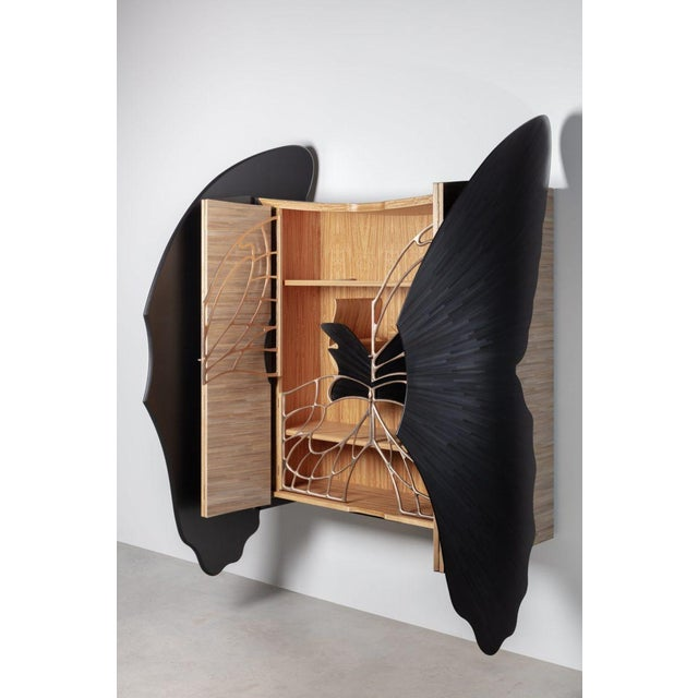 Jean-Luc Le Mounier, Papillon Cabinet, Fr, 2018 For Sale In New York - Image 6 of 9