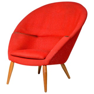 "Nanna Ditzel ""Oda"" Lounge Chair For Sale"