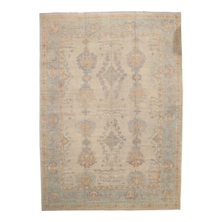 "Pasargad Original Turkish Oushak Rug - 11'4""x16' For Sale"