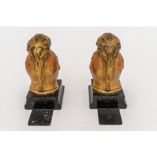 Borghese Helmet Form Neoclassic Revival 1930s Bookends - the Pair Preview
