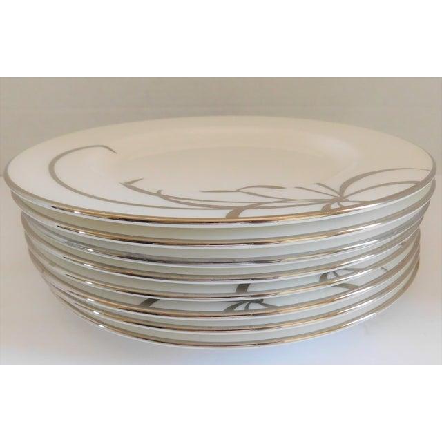 Ceramic 40 Piece Set - Kate Spade Lenox Belle Boulevard Porcelain Dinnerware -Service for 8 For Sale - Image 7 of 13