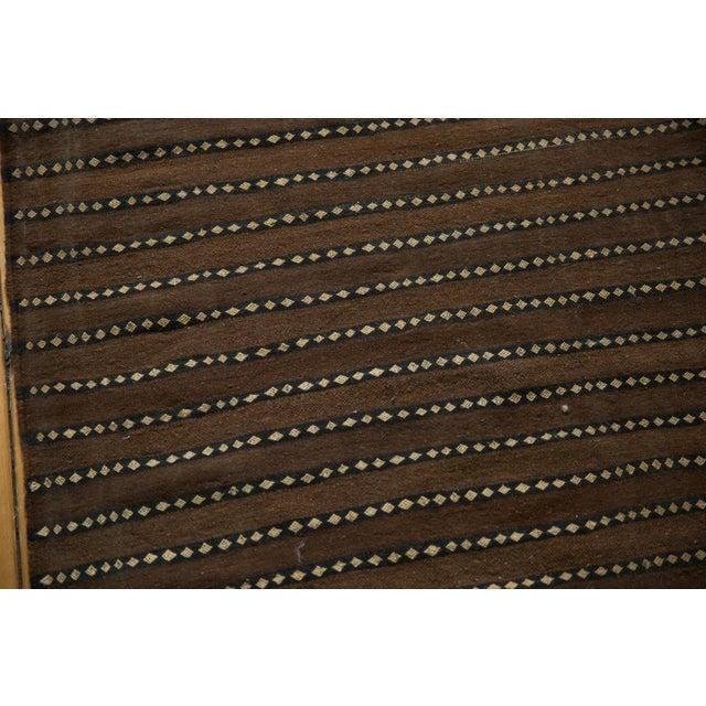 """Vintage Moroccan Kilim Rug Runner - 5' X 11'7"""" For Sale - Image 12 of 13"""