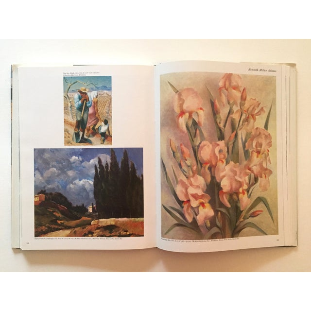 "Vintage ""The Legendary Artists of Taos"" 1st Edition Book For Sale In Kansas City - Image 6 of 11"