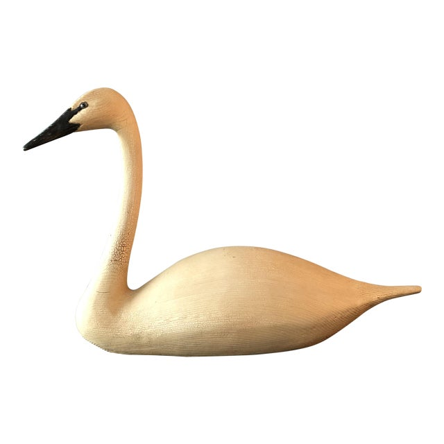 Thomas Langan Duck Decoy - Image 1 of 7