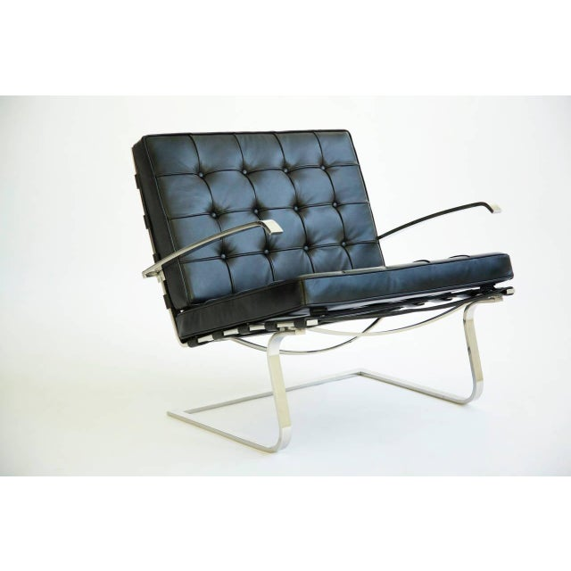 1960s Mies van der Rohe Tugendhat Chairs For Sale - Image 5 of 10