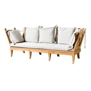 Modern Loggia Knole Sofa For Sale