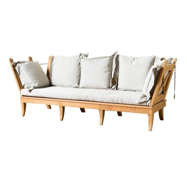 Modern Loggia Knole Sofa For Sale
