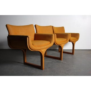 Arthur Umanoff Architectural Three Seat Bench Preview