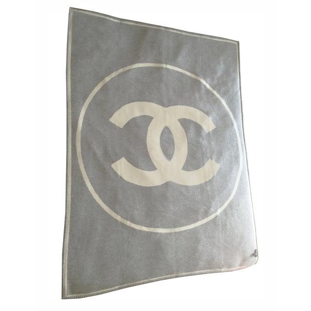 Chanel Wool Blanket - Image 1 of 6