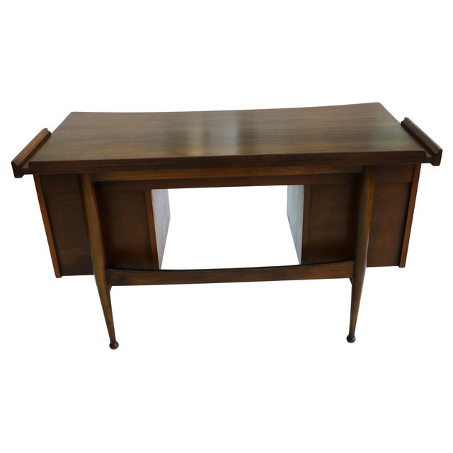 Mainline Hooker Mid Century Floating Desk For Sale - Image 9 of 10