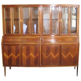 Wonderful Italian Vitrine Cabinet For Sale