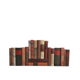 Brick & Mortar - Set of Twenty Decorative Books