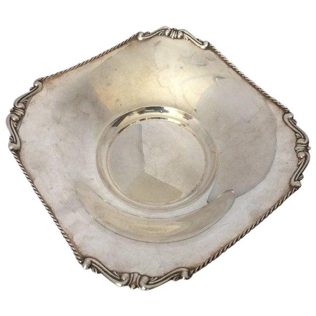 Vintage European Sterling Silver Centerpiece - Image 1 of 5