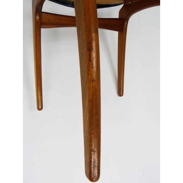 Svend Madsen for Sigurd Hansen Model 60 Dining Chairs - Set of 6 For Sale - Image 10 of 10