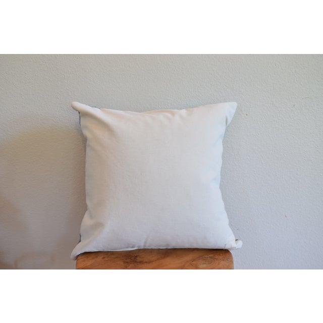 African Indigo Cinta Pillow - Image 3 of 4