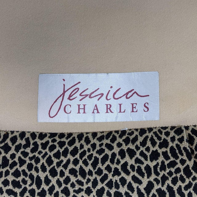 Jessica Charles Chaise Lounge For Sale - Image 9 of 10