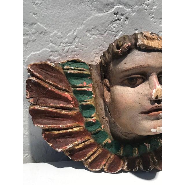 1930s Vintage Carnival Art Sculptural Carousal Fragment For Sale In San Francisco - Image 6 of 7