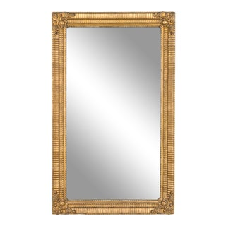 19th Century Louis Philippe Style Mirror For Sale