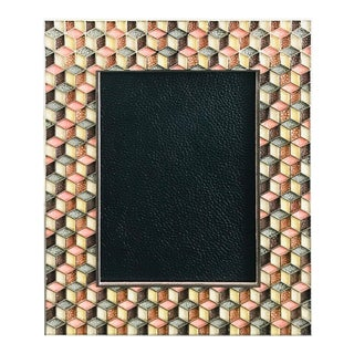 Shagreen Photo Frame by Fabio Ltd For Sale