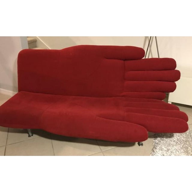 I found this very unique couch at a flea market. I have looked all over the web to find some thing similar but could not...