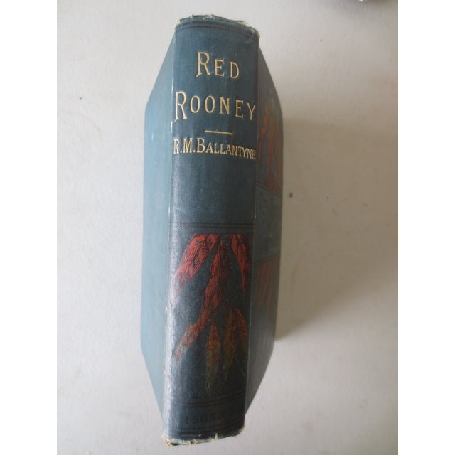 Antique 'Red Rooney or the Last of the Crew' Book - Image 3 of 7