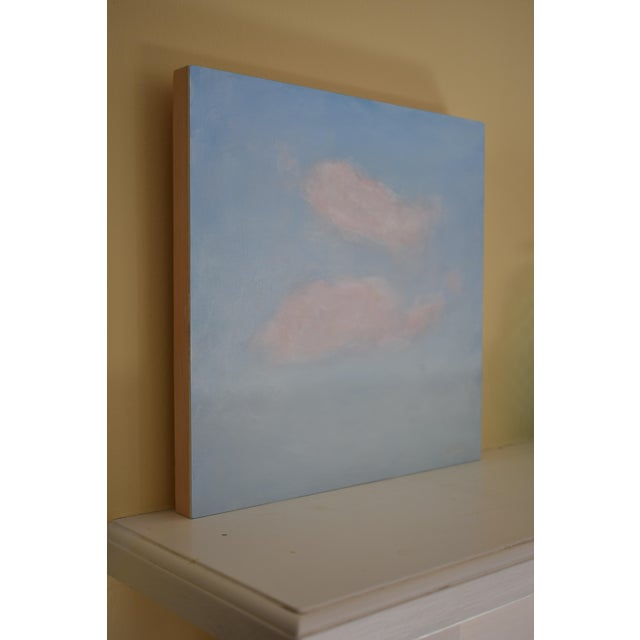 Wood Cloud Study 'Dance' Contemporary Painting by Stephen Remick For Sale - Image 7 of 8