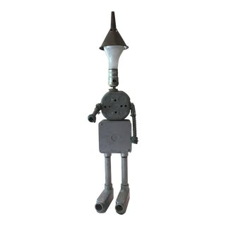 Figural Electrical Part Lamp