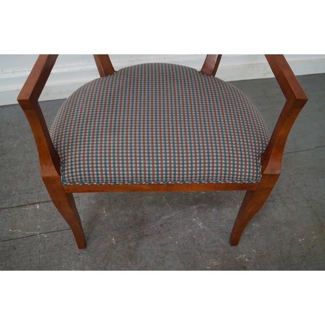 Baker Milling Road Biedermeier Style Chairs - Pair - Image 7 of 10