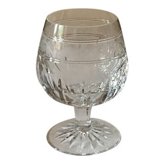 Vintage Wedgwood Monarch Crystal Brandy Glass For Sale