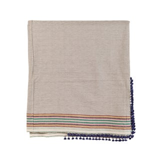 "*Injiri ""Real India"" Organic Cotton Bedcover"