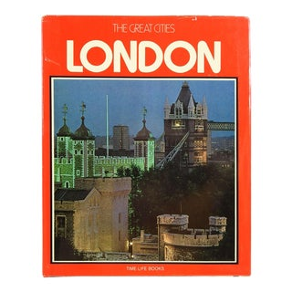 'London: The Great Cities' Book For Sale