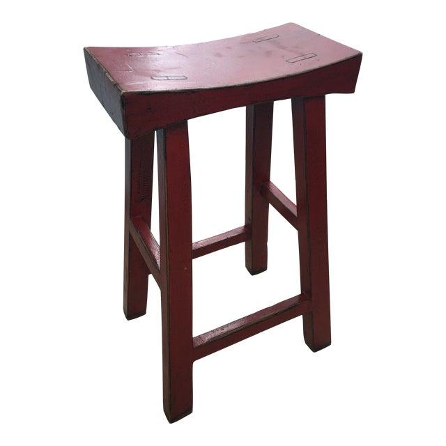 Super Late 20Th Century Vintage Craftsman Bar Stool Forskolin Free Trial Chair Design Images Forskolin Free Trialorg