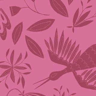 Julia Kipling Otomi Grand Wallpaper, 3 Yards, in Camilla For Sale