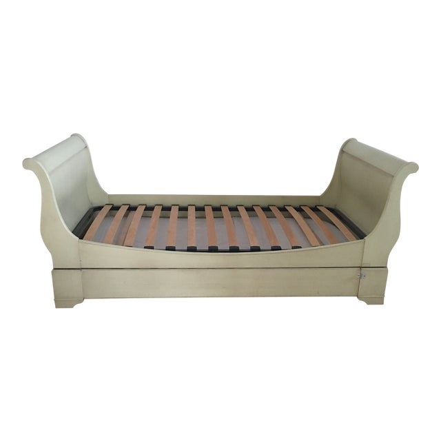 Awe Inspiring Grange Unique Twin Sleigh Bed With Trundle Bed Spiritservingveterans Wood Chair Design Ideas Spiritservingveteransorg