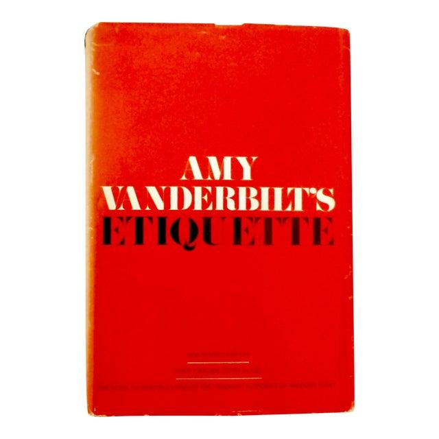 1978 Amy Vanderbilt's Etiquette Book, Illustrated W Warhol Drawings For Sale