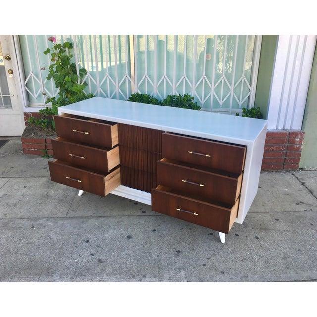 American of Martinsville Vintage Dresser - Image 3 of 5