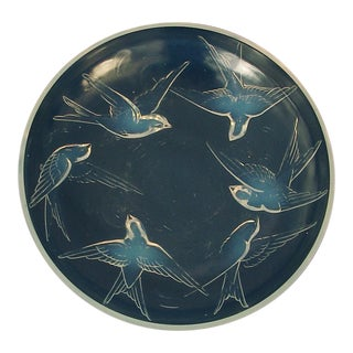 Sabino Opalescent Glass Bowl For Sale