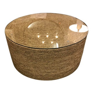Jamie Young Harbor Coffee Table For Sale