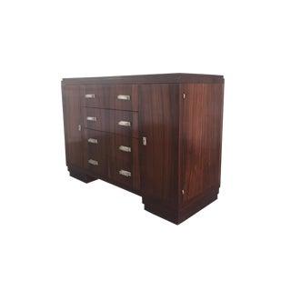 1930s Art Deco Cabinet by Maison Soubrier For Sale