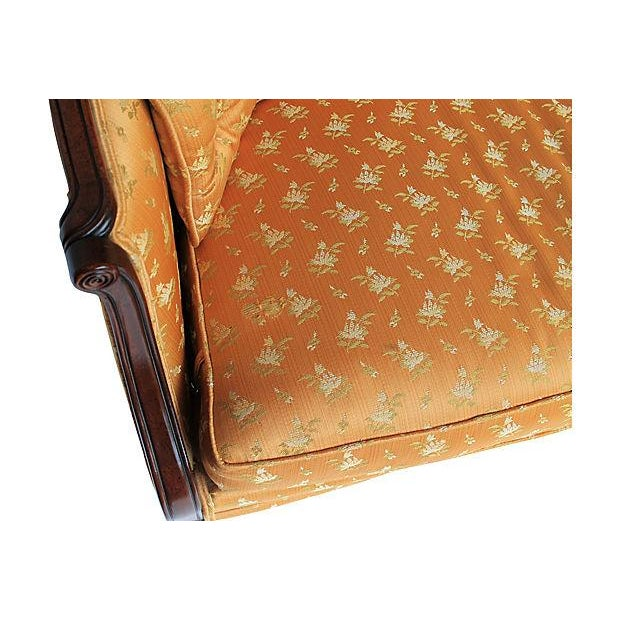 Upholstered Settee by Hickory Chair Co. - Image 9 of 10