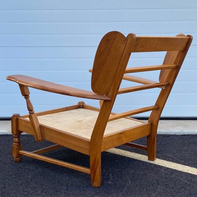 Heywood Wakefield Lounge Chair For Sale In Philadelphia - Image 6 of 13