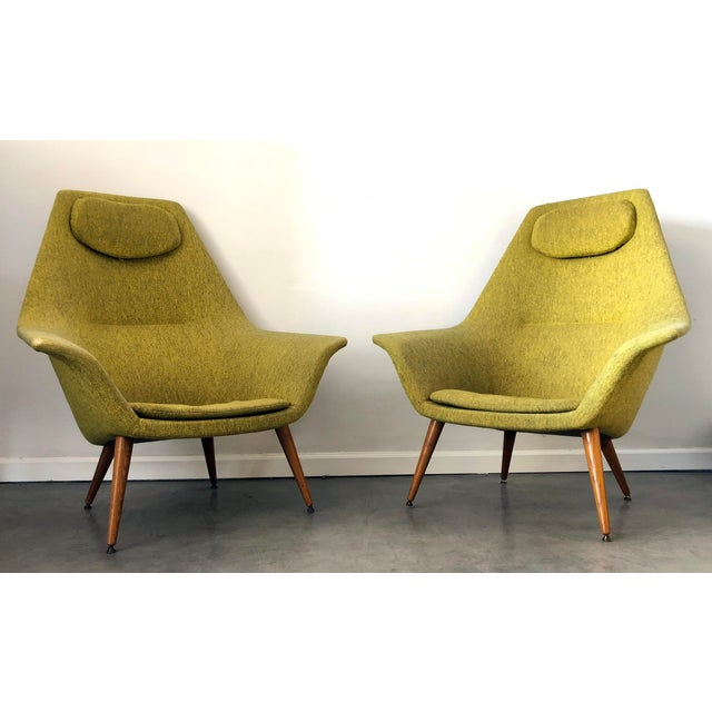Torbjorn Adfal Butterfly Chairs, a Pair For Sale - Image 4 of 9