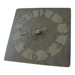 Harpswell House Slate Clock For Sale