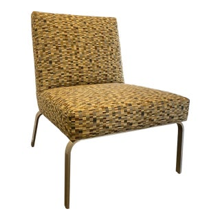Room and Board Upholstered Side or Office Chair For Sale