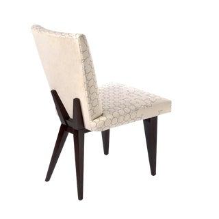The Vincent Side Dining Chair by Studio Van Den Akker For Sale