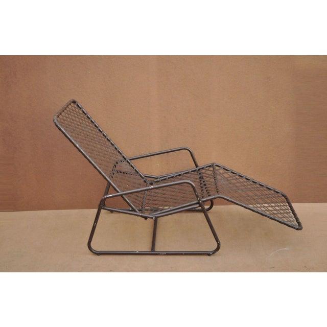 Late 20th Century Vintage Brown Jordan Kantan Tamiami Tilt Lounge Chair For Sale - Image 10 of 10