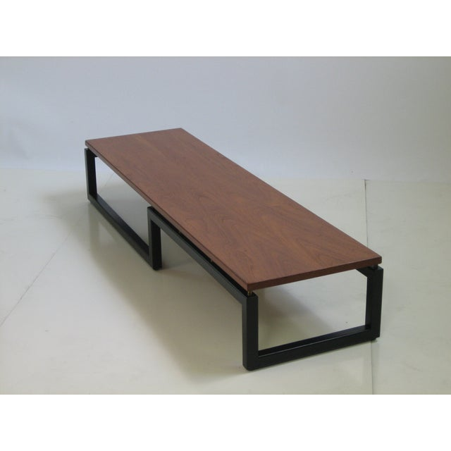 Mid-Century Modern Baker Mid-Century Coffee Table For Sale - Image 3 of 7