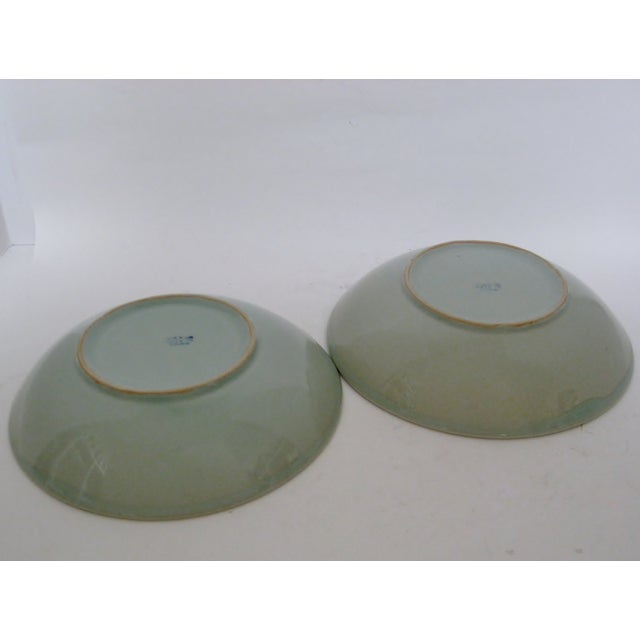 Chinese Porcelain Serving Bowls - A Pair - Image 5 of 5